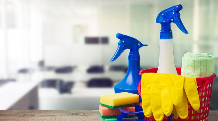 Bürostuhl Reinigung