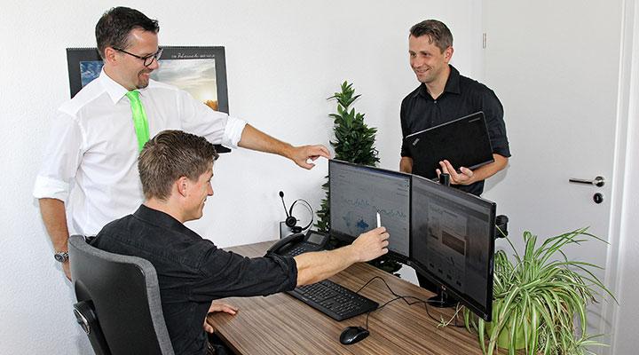 Bürotechnik Beratung