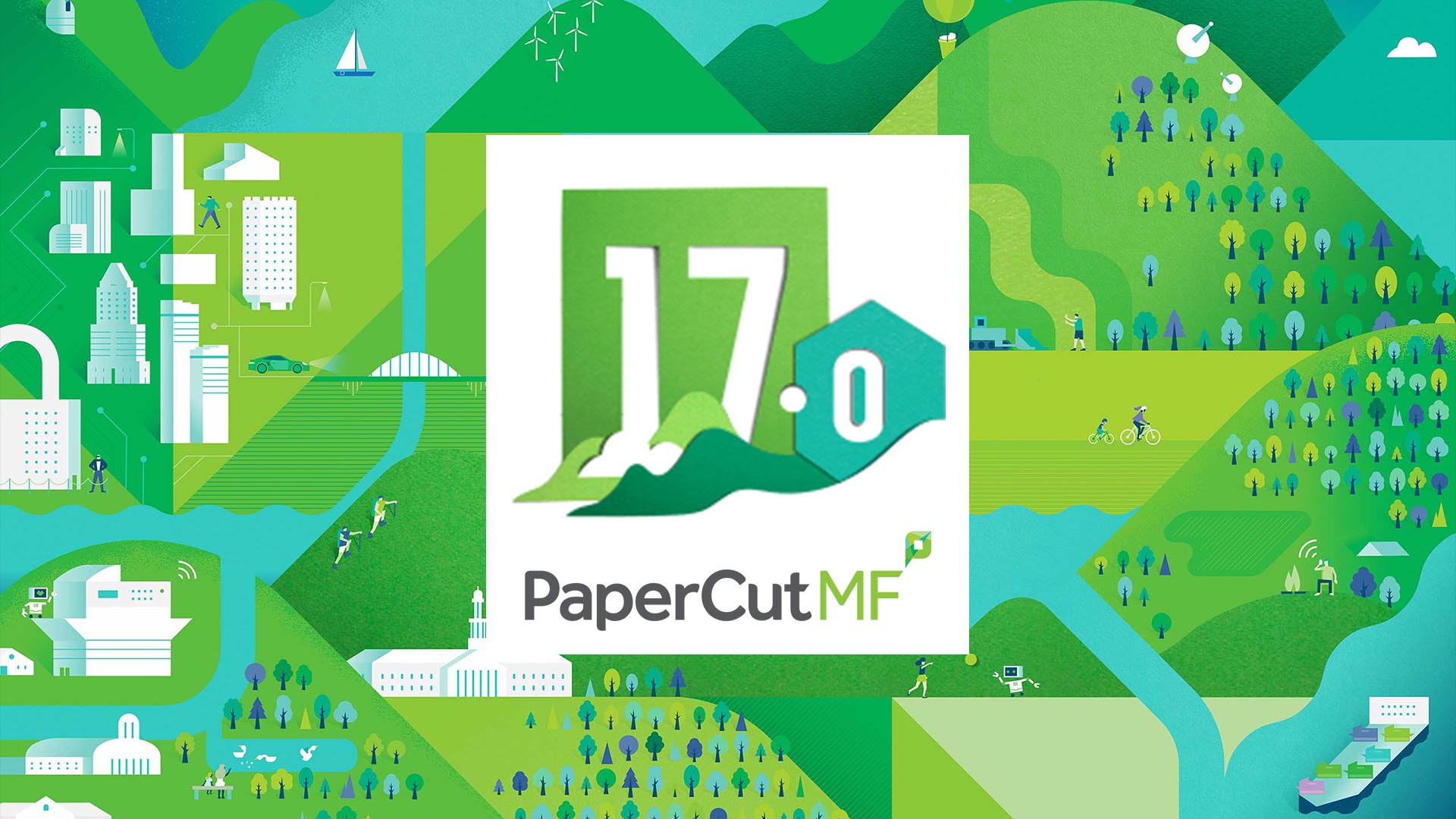 PaperCut | Develop & Konica Minolta Print Release - Bild