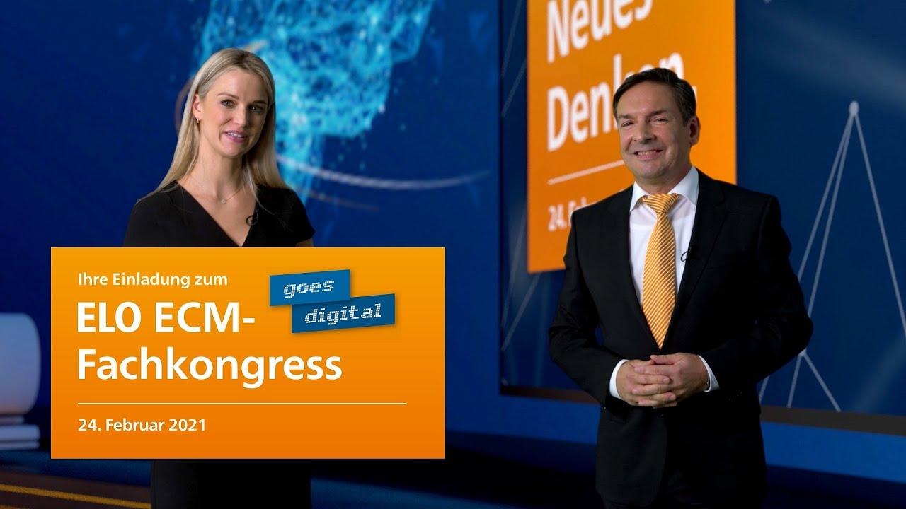 ECM-Fachkongress - Bild